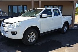 2014' Isuzu KB Series
