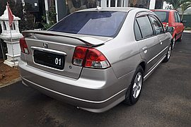 2001' Honda Civic