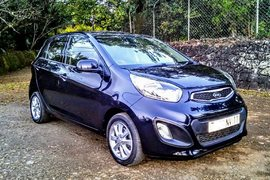 2011' Kia Picanto Full executive Auto