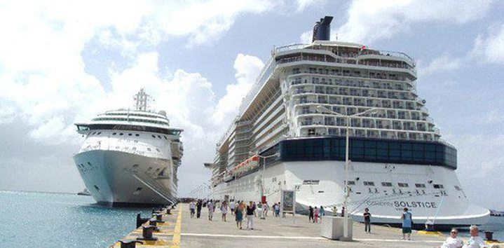 Cruise: 20 Ships and 25,000 Passengers Expected at Port ...