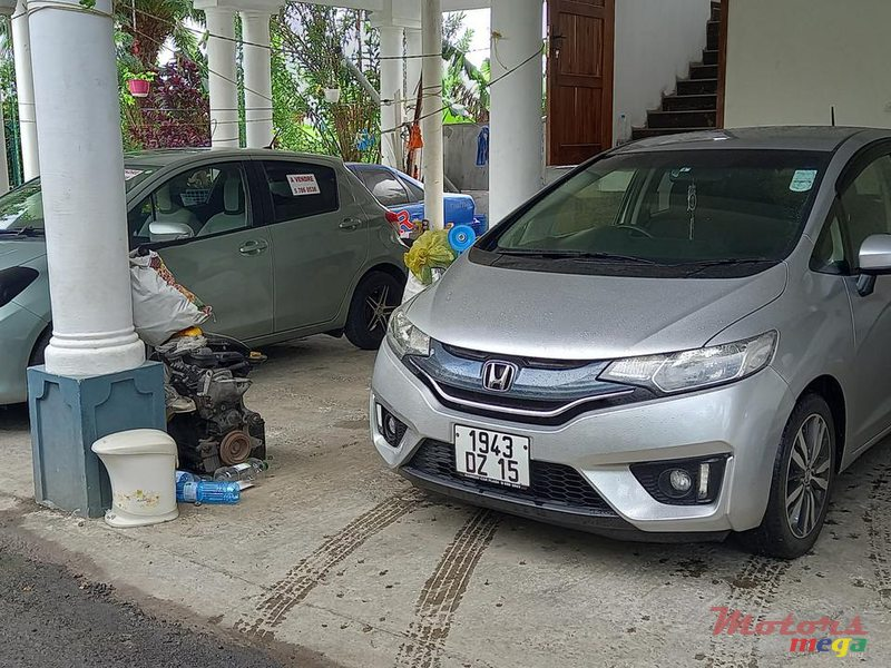 2015 Honda Fit F package in Flacq - Belle Mare, Mauritius - 2