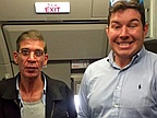 Grinning British Man With EgyptAir Hijacker Wanted the 'Selfie of a Lifetime'