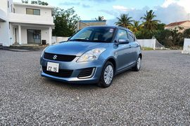 2015' Suzuki Swift Auto 1.3L JAPAN