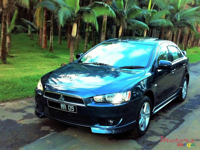 2009 39 mitsubishi lancer ex 1 5 full executive for sale 455 000 rs quartier militaire mauritius. Black Bedroom Furniture Sets. Home Design Ideas