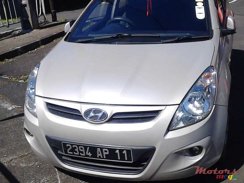 2011 Hyundai I20 For Sale 255 000 Rs Shalil Curepipe