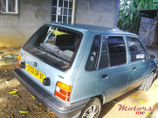 1997 maruti 800 for sale 49 000 rs trou aux biches mauritius rh motors mega mu Used Cars Maruti 800 Used Cars Maruti 800