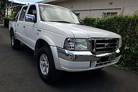 2006' Ford Ranger 4*4 turbo