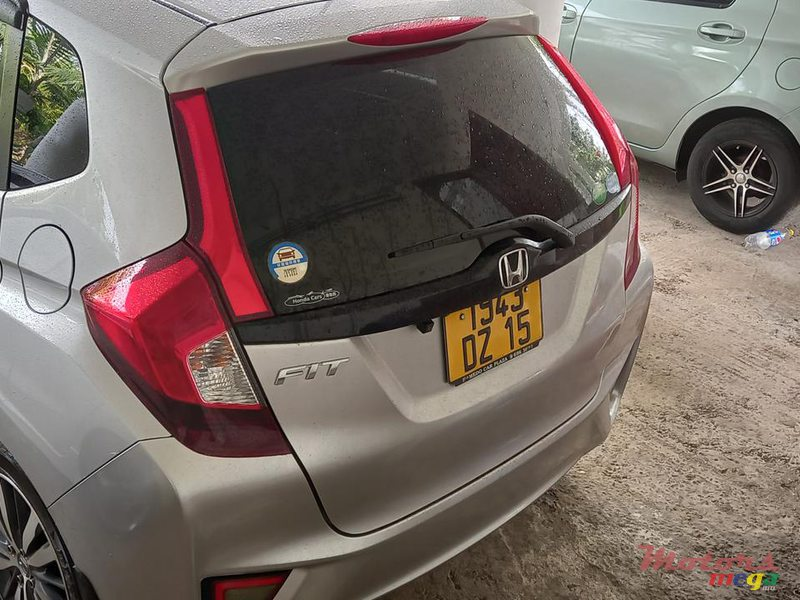 2015 Honda Fit F package in Flacq - Belle Mare, Mauritius