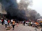 Blasts at Market Kill 118 in Central Nigeria, Official Says