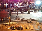 Bangkok Shrine Bombing: Thai Police Hunt for Suspect Seen in Video