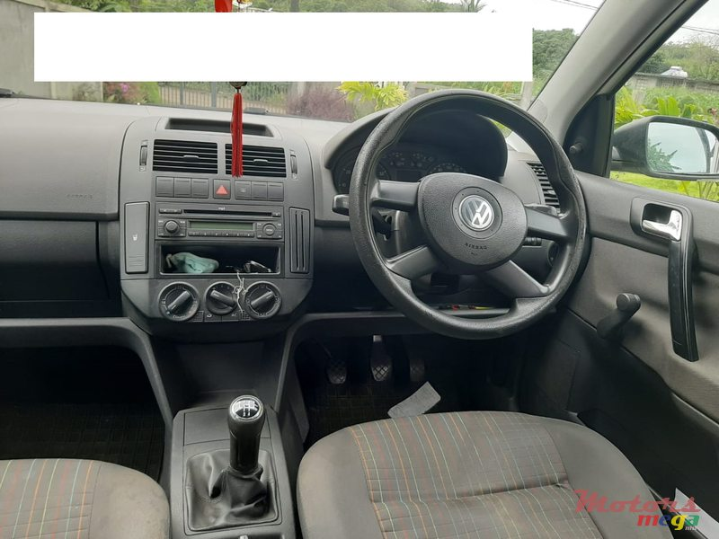 2007 Volkswagen Polo Super Deal in Moka, Mauritius - 4