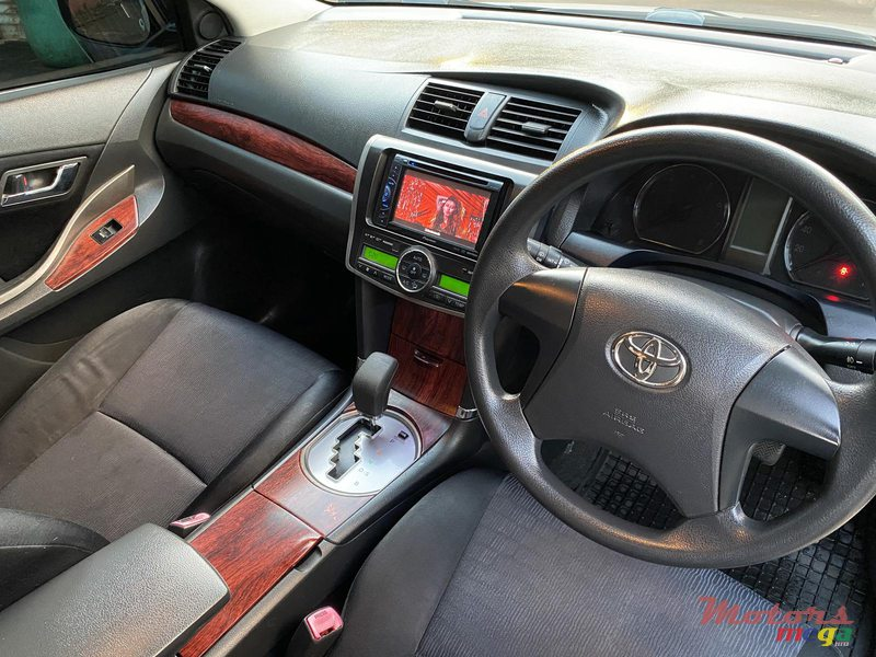 2008 Toyota Allion A15 in Terre Rouge, Mauritius - 5
