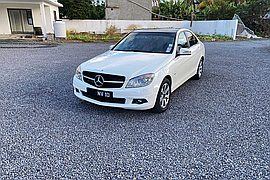 2010' Mercedes-Benz C180 1.6L Manual