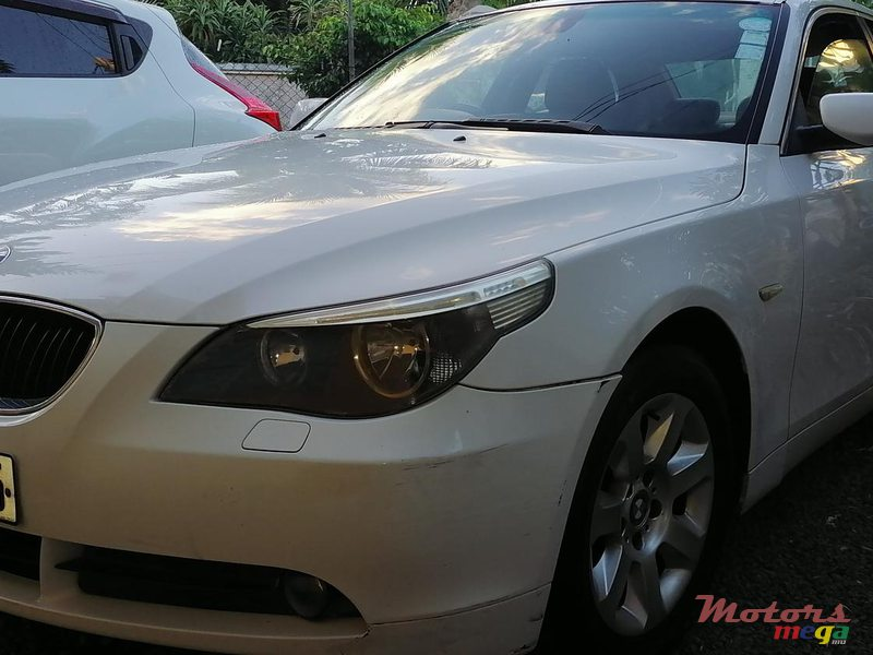 2005 BMW 520 in Terre Rouge, Mauritius - 4