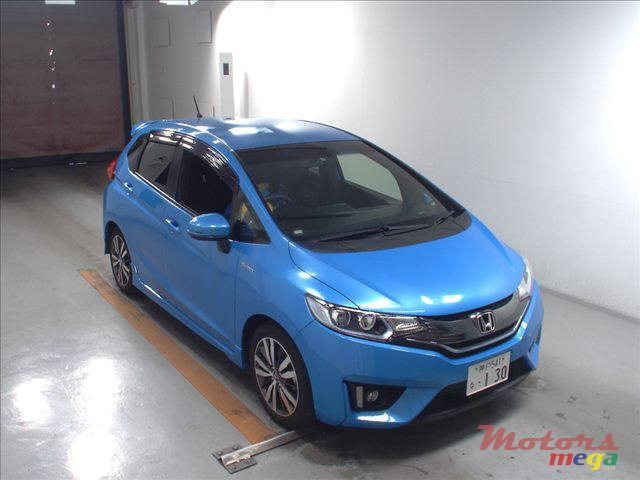 ... 2014 Honda Fit HYBRID In Flacq   Belle Mare, Mauritius ...