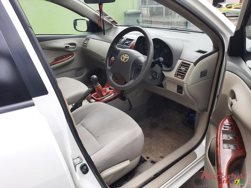 2009 Toyota Axio X LIMITED en Port Louis, Maurice - 7