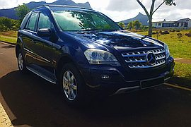 2010' Mercedes-Benz ML 350