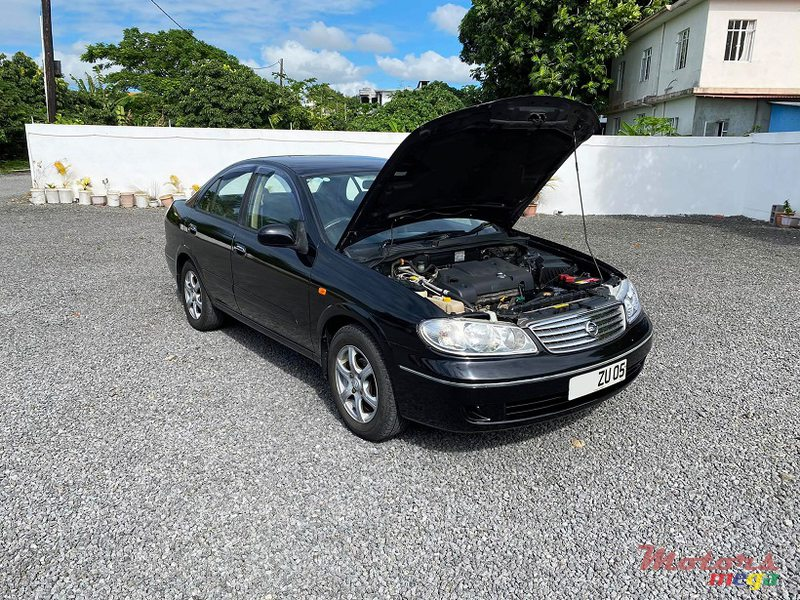 2005 Nissan Sunny N17 Manual JAPAN in Roches Noires - Riv du Rempart, Mauritius - 6