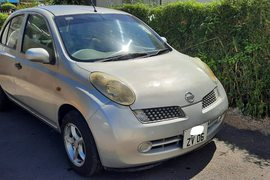 2006' Nissan March Automatic