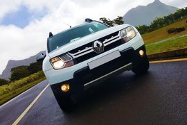 2018' Renault Duster 1.5 D