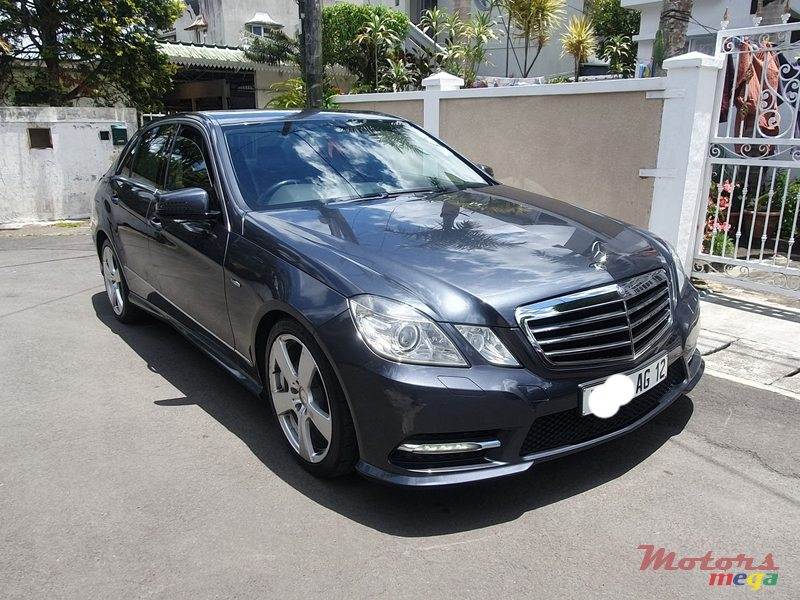 2012 Mercedes-Benz E250 AMG Pack en Curepipe, Maurice