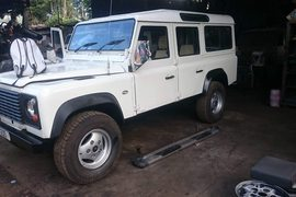 1987' Land Rover Defender 110 Engine 200tdi