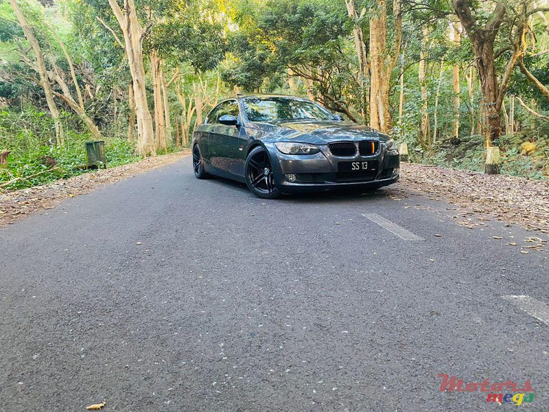 2007 BMW 3 Series Coupe in Curepipe, Mauritius