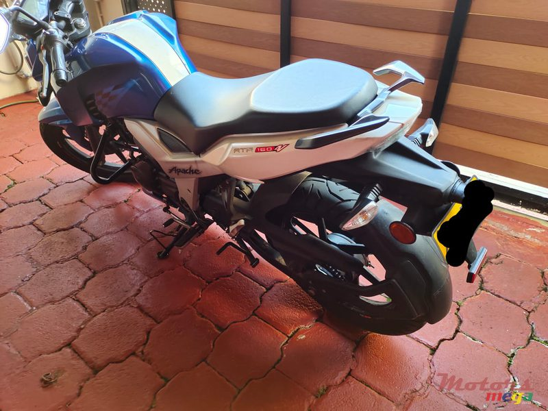 2019 Apache Tvs apache serie AE in Terre Rouge, Mauritius - 4