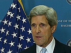 John Kerry Arrives in Iraq as More Cities Fall to ISIS Militants