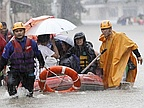 Philippines: Manila Flooded by Monsoon
