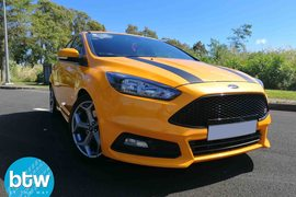 2015' Ford Focus ST