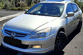 2006' Honda 7th gen accord