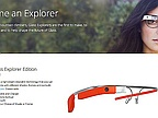 Google Sells Out of White Glass Model