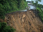 Landslide: Hundred Houses in the Country Threatened