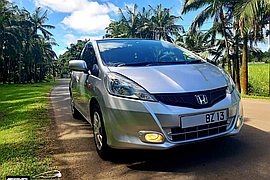 2013' Honda Fit Facelift