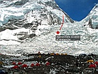 'Huge Disaster': Hikers Around Everest Run for Lives, Treat Injured