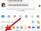 How To Play Facebook Messenger's Hidden Soccer Minigame