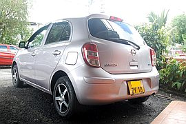 2010' Nissan March