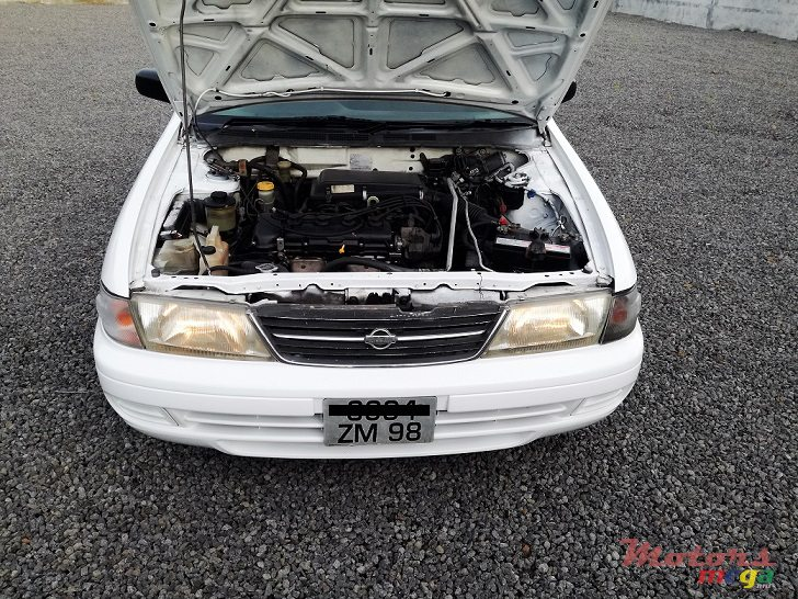 1998 Nissan Sunny FB14 Manual 1.5L INJ JAPAN in Roches Noires - Riv du Rempart, Mauritius