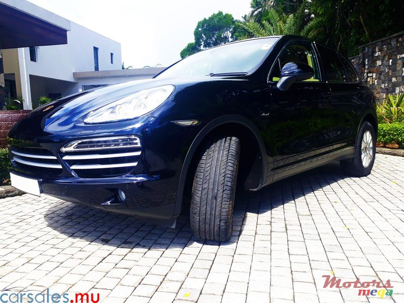 2015 Porsche Cayenne 3.0 V6 Turbo Diesel Injection in Moka, Mauritius - 2