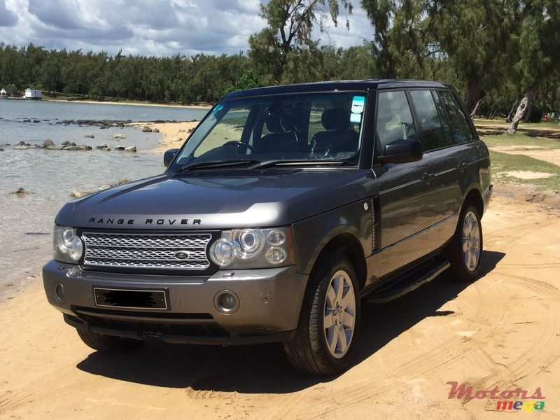 2007 Land Rover Range Rover Classic vogue in Grand Baie, Mauritius - 3