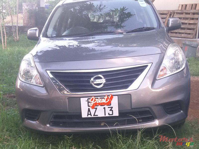 2013 Nissan Sunny in Terre Rouge, Mauritius - 2