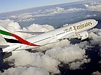 Emirates Airlines: Fares Discounted for 'Early Bookers'
