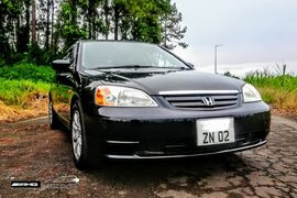 2002' Honda Civic 1.5 Japan
