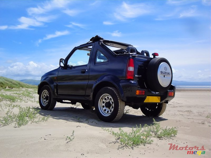 2002 39 suzuki jimny convertible 4x4 for sale 190 000 rs varden port louis mauritius. Black Bedroom Furniture Sets. Home Design Ideas