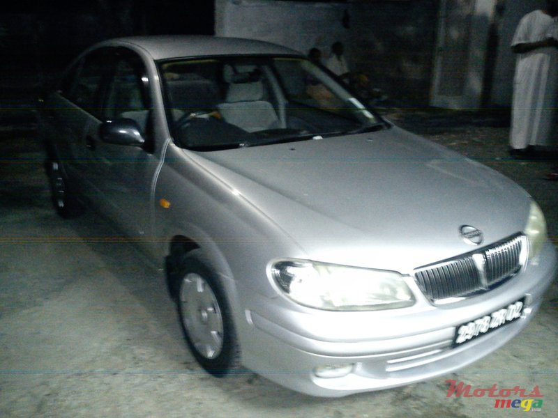 2002 nissan sunny n16 for sale   260 000 rs grand baie