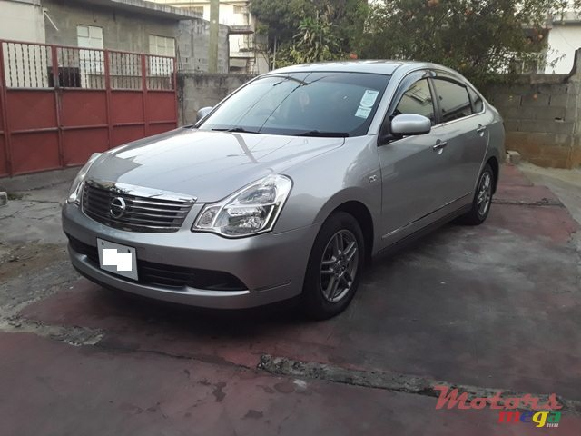 2006 Nissan Bluebird Sylphy in Port Louis, Mauritius