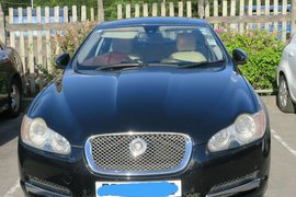 2010' Jaguar XF Sport twin-turbocharged