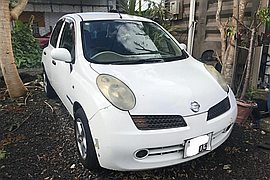 2003' Nissan March