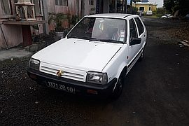 1990' Nissan March